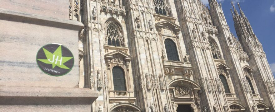 Delivery di erba legale entro 1 ora a Milano