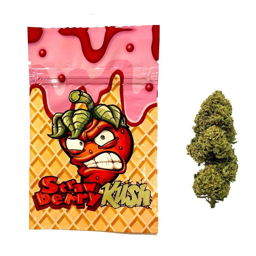Strawberry Kush by Just Hemp